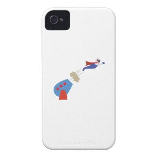 Cannon Ball Man iPhone 4 Case