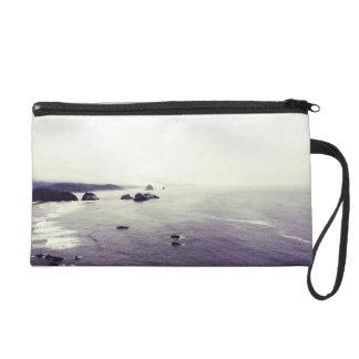 Cannon Beach clutch Fashion Wristlet Purses