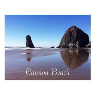 Cannon Beach / Haystack Rock Postcard