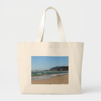 Cannon Beach Jumbo Tote Bag