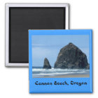 Cannon Beach, Oregon Magnet