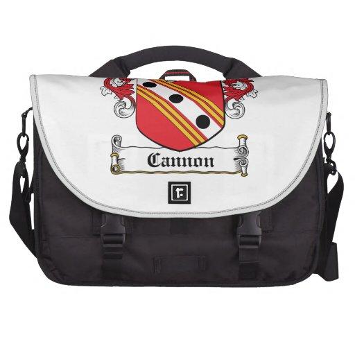 Cannon Family Crest Laptop Computer Bag