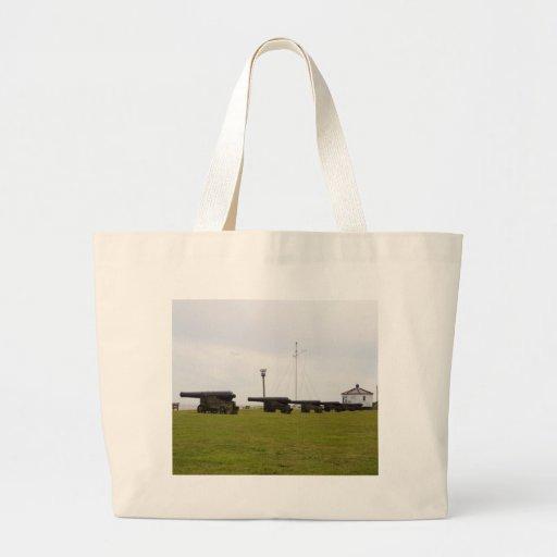 Cannon Guarding Suffolk Bag