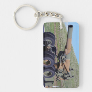 Cannon Key Ring