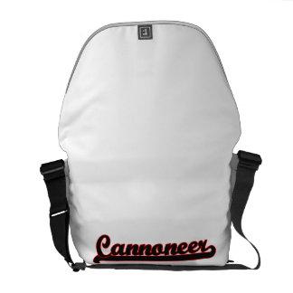Cannoneer Classic Job Design Messenger Bag