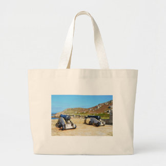 Cannons Canvas Bag