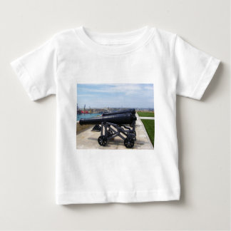 Cannons On Malta Baby T-Shirt