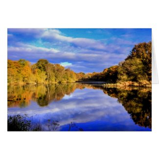 Cannop Ponds Card