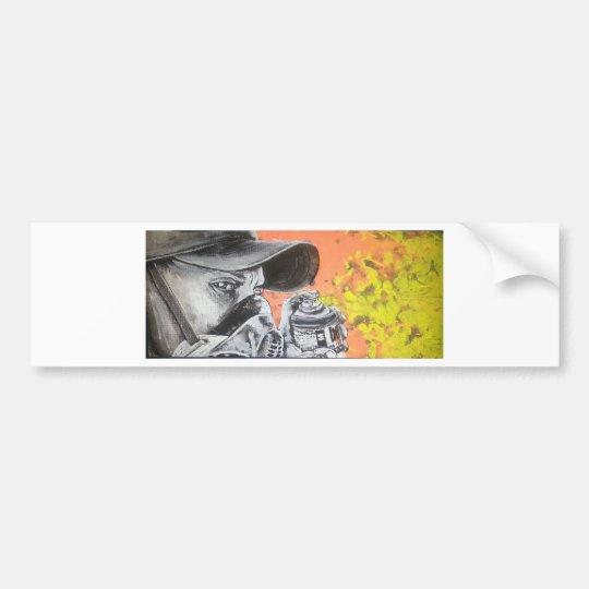 #Cano Bumper Sticker