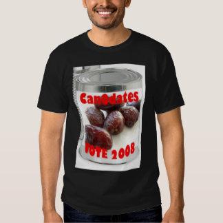 canodates08 t shirt
