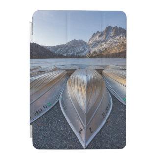 Canoe At The Lake iPad Mini Cover