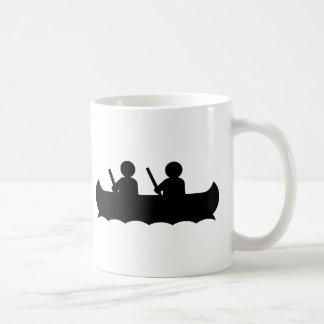 Canoe Coffee Mug