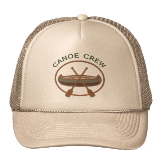 Canoe Crew Canoeing Cap