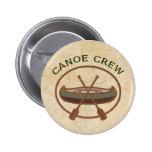 Canoe Crew Pinback Buttons