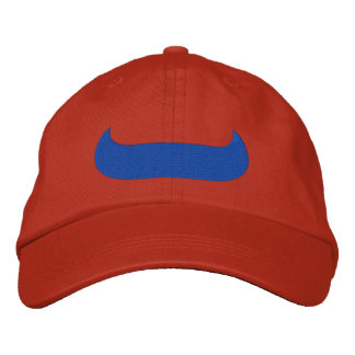 Canoe Embroidered Baseball Cap