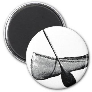 Canoe Paddle Magnets