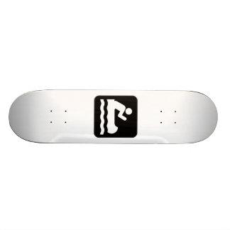Canoe Sign Skateboard Decks