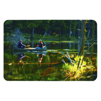 Canoeing in the Adirondacks Magnets