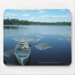 Canoeing the Boundary Waters v.1 Mousepad