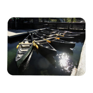 Canoes & Sparkling Water Magnet