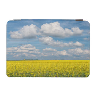 Canola Field & Clouds iPad Mini Cover