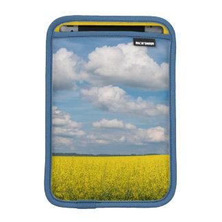 Canola Field & Clouds iPad Mini Sleeve