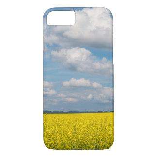 Canola Field & Clouds iPhone 8/7 Case
