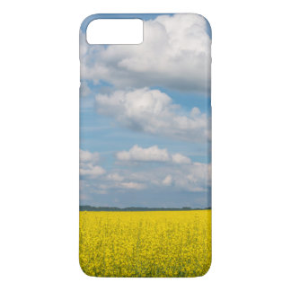 Canola Field & Clouds iPhone 8 Plus/7 Plus Case