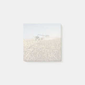 Canola Harvest Post-it Notes