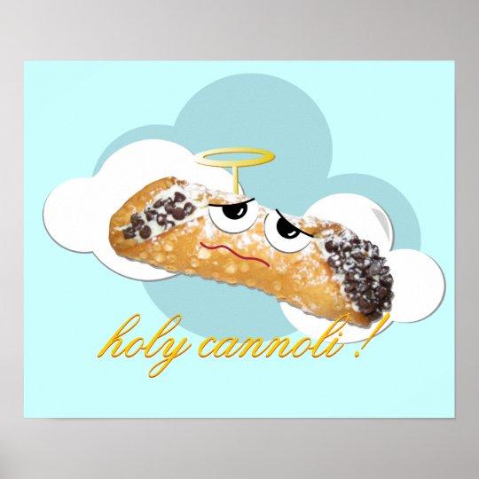 canoli4, holy cannoli !, holy cannoli ! poster