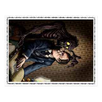 Canon Alberic ' s Scrapbook Postcard