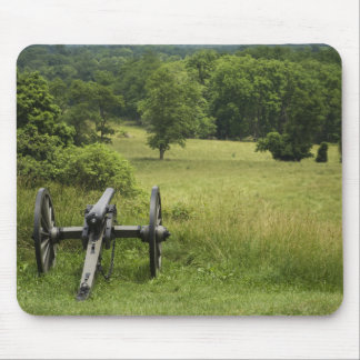 Canon at Cemetery Hill Gettysburg PA Mouse Mat