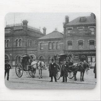 Canonbury Station, Islington, c.1905 Mouse Mat