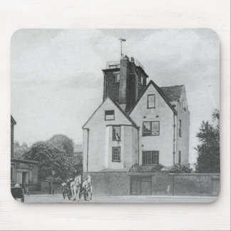Canonbury Tower Mouse Pad