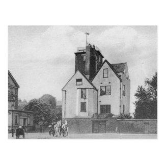 Canonbury Tower Postcard
