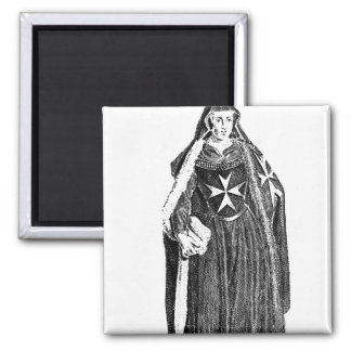 Canoness of the Order of St. John of Jerusalem Magnet