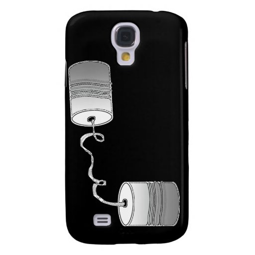 cans and string phone galaxy s4 covers