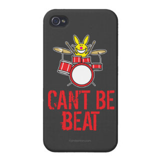 Can't Beat Me iPhone 4 Case