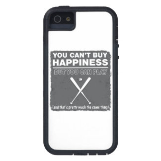 Can't Buy Happiness Baseball iPhone 5 Covers