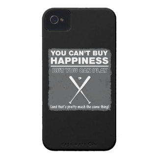 Can't Buy Happiness Baseball Case-Mate iPhone 4 Case