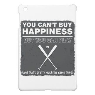 Can't Buy Happiness Baseball Case For The iPad Mini