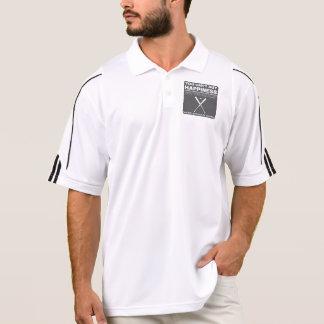 Can't Buy Happiness Baseball Polo Shirt