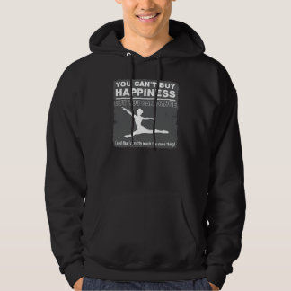 Can't Buy Happiness Dance Hoodie