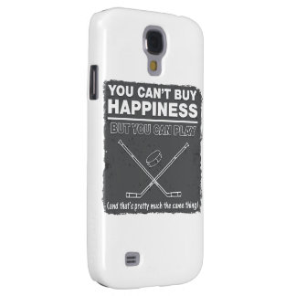 Can't Buy Happiness Hockey Galaxy S4 Case