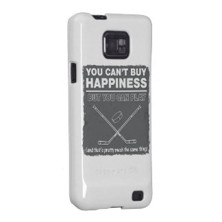 Can't Buy Happiness Hockey Samsung Galaxy S2 Covers