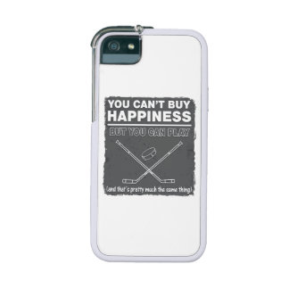 Can't Buy Happiness Hockey iPhone 5 Case