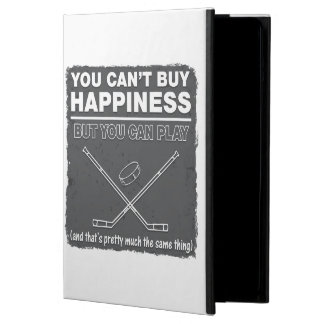 Can't Buy Happiness Hockey Case For iPad Air