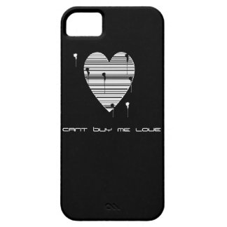 cant buy me love iPhone 5 case