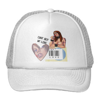 Cant Buy My Love - Hat