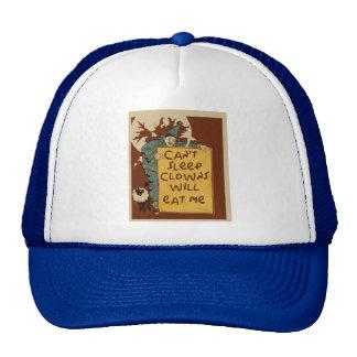 Can't Sleep, Clowns Will Eat Me Tshirts Trucker Hats